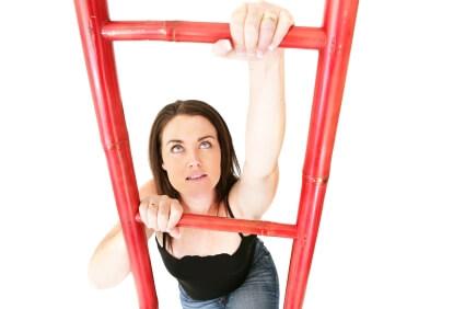 weight loss blog change ladder