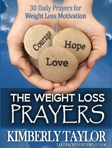 The Weight Loss Prayers_Large