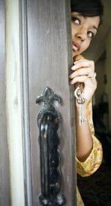 woman-behind-door