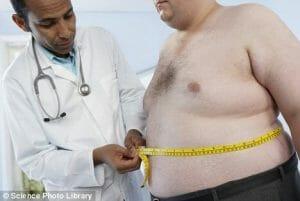 Overweight-man