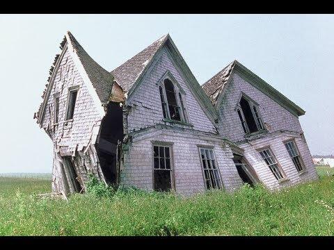 House bad foundation