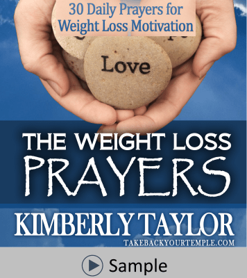 the weight loss prayers audiobook